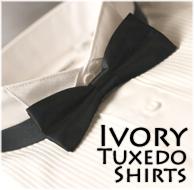 Ivory Tuxedo Shirts Guide